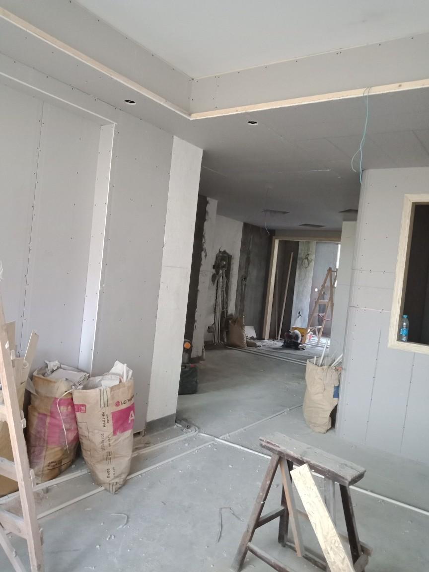 室内装修施工队